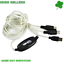 USB-Midi-Cable-Lead-Adaptor-for-Musical-Keyboard-to-PC-Laptop-XP-Vista-Mac thumbnail 1