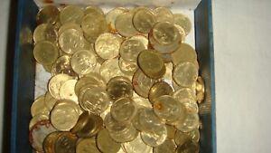 Lot de pièces de 5 centimes de francs - France - Lot de pices 5 centimes en francs - France