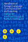Handbook of Foreign Language Communication and Learning by Walter de Gruyter & Co (Hardback, 2009)