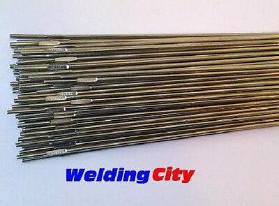 """WeldingCity 10-Lb ER316L Stainless Steel TIG Welding Rod 1//8/"""" x 36/""""US Seller"""