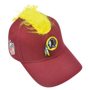 08077094fca NFL Washington Redskins Spike Flex Fit Small Medium Mohawk Reebok ...