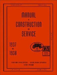 1938 1939 Dodge Truck Shop Service Repair Manual Engine Drivetrain Electrical