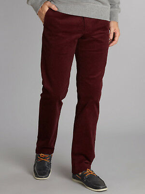 Haggar Mens Authentic Chino Straight-Fit Flat-Front Twill Pant
