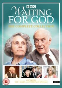 Nuovo IN Attesa Per Dio - The Complete Collection DVD