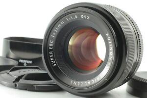 MINT-fuji-Fujifilm-Fujinon-XF-35mm-f-1-4-X-mount-Aspherical-Lens-w-hood