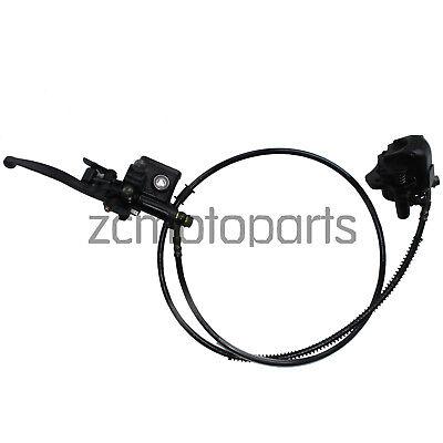 Rear Hand Hydraulic Brake Master Cylinder Assembly 50 cc 70 cc 90 cc 110cc 125cc