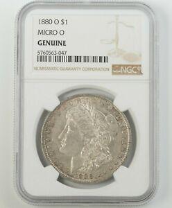 1880-O-NGC-GENUINE-MICRO-O-SILVER-MORGAN-DOLLAR