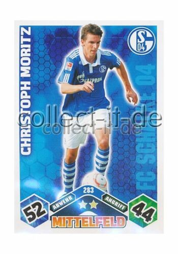 Match Attax 10//11-283-Christoph Moritz
