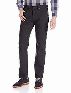 Dockers-NEW-Black-Mens-Size-36x29-Straight-Fit-Jean-Cut-Pants-Stretch-58-680