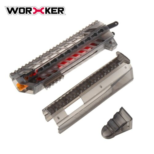 Worker  Built-in Front Pull-down Decorating Kit for Nerf Retaliator
