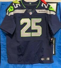 Nike Richard Sherman Seattle Seahawks Elite Jersey 12th Man Men's ...