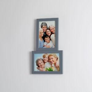 204 Bilderrahmen Für 2 Bilder 13x18 Cm Galerie 3d Collage Set Foto
