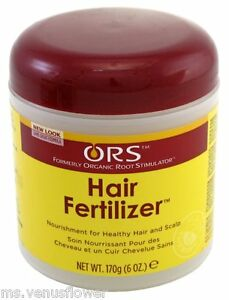 Image Is Loading Ors Hair Fertilizer 170g