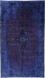 Vintage-Teppich-Orientteppich-Rug-Carpet-Tapis-Tapijt-Tappeto-Alfombra-Colored