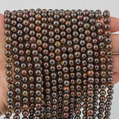 Loose Gemstone,Loose beads full strands of red tiger eye gemstone bead full strand 16