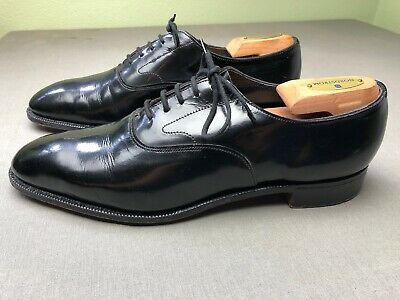 English Patent Leather Dress Shoes 7