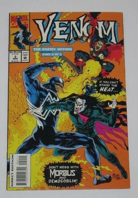 The Enemy Within # 3 Venom USA, 1994 of 3