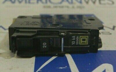 20 AMP QO BOLT ON BREAKERS qob120cb USED 120//240v