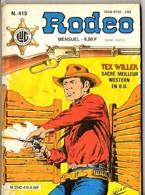 2019 Nieuwste Ontwerp ~+~ Rodeo N°415 ~+~ 1986 ~+~ Lug