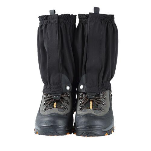 Outdoor Climbing Waterproof Short Leg Gaiters Snow Legging Leg Cover Wraps