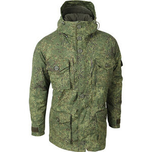 "Winter Jacket ""SAS"" with insulation Primaloft®"