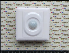 PIR Motion Sensor Switch Save Energy Motion Switch Light ON OFF Switch 220V AC