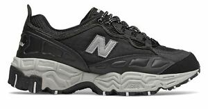 New-Balance-Men-039-s-801-Trail-Shoes-Black-with-Silver