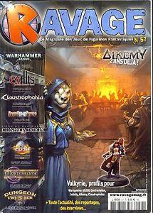 Intelligente Magazine Ravage N° 57 Fevrier Mars 2010