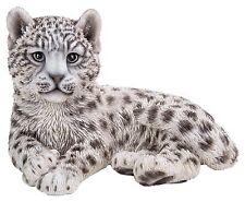 Vivid Arts-REAL LIFE ANIMALI DA ZOO-SNOW LEOPARD CUB