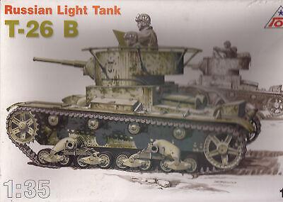 Hobby Boss Russischer Russian T-40 Light Tank Leichter Panzer 1:35 Bausatz 83825