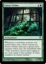4X Gutter Grime - LP - Innistrad  MTG Green Rare