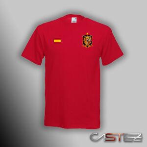 Camiseta-espana-seleccion-espanola-mundial-rusia-futbol-ENVIO-24-48h