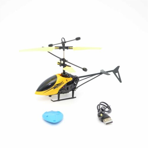 Mini RC Helicopter R//C Radio Remote Control Induction Aircraft Toys Kids Gifts
