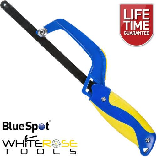 BlueSpot Mini Scie à Métaux Padsaw 250mm 25.4cm 24TPI Carbone Acier Couper Lame