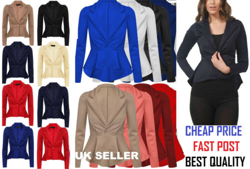 Clothing, Shoes & Accessories New Women's Ladies Crop Frill