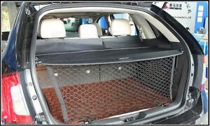 Image Is Loading Rear Trunk Security Shade Cargo Cover For Ford