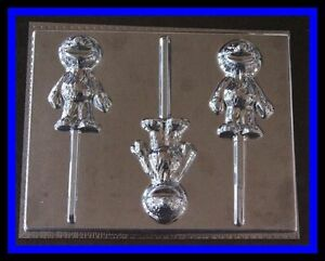 NEW-GROVER-Lollipop-Candy-Molds