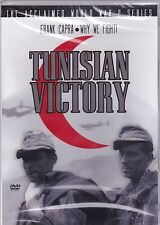 Frank Capra Why We Fight! Tunisian Victory (DVD 2004)