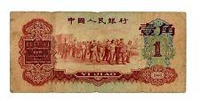 China People Republic ... P-873 ... 1 Jiao ... (1960) ... *F*