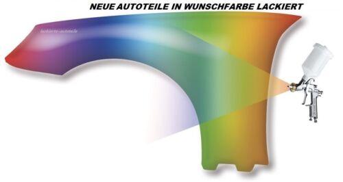 Ford Fiesta JH JD 02-08 Kotflügel NEU in Wunschfarbe Lackiert vorn Rechts//Links
