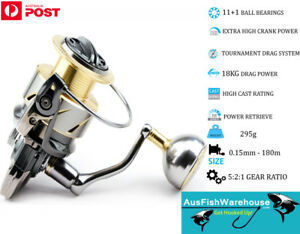 Fishing-Reel-Size-2000-Best-Value-Spin-Reels-Big-Brand-Quality-Strong-Drag