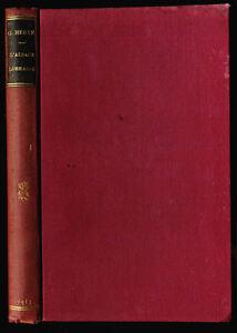 GUSTAVE-HERVE-L-039-ALSACE-LORRAINE-1913