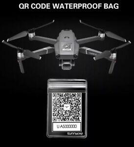 qr-code-dji-mavic-mini-pro-busta-waterproof-porta-sticker