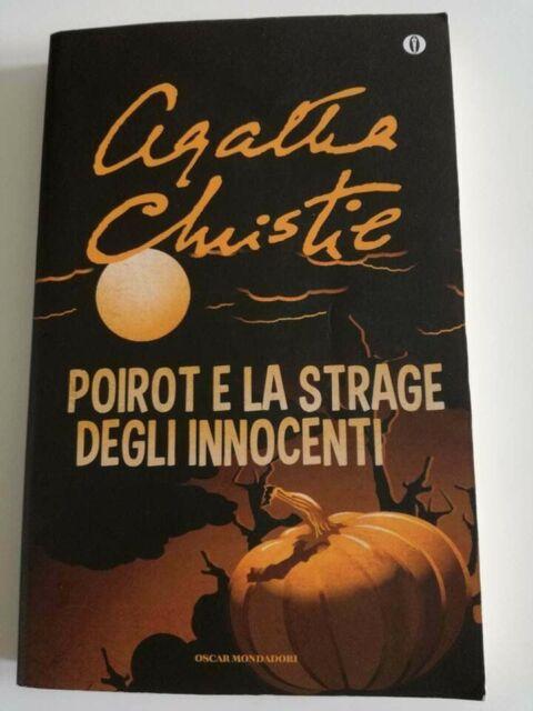 Poirot e la strage degli innocenti - Agatha Christie - 9788804510086 - Mondadori