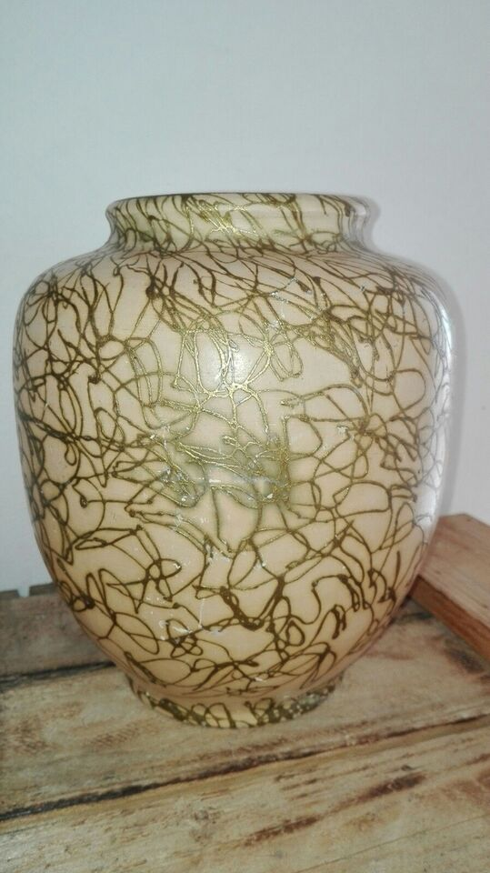 Keramik, Vase, Vintage