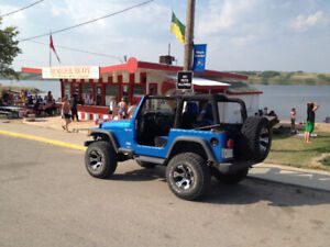 2003 Jeep TJ Sport