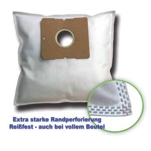 ABG300WOE 40 Staubsaugerbeutel geeignet für Bestron Optimo ABG300SOE ABG300WPE