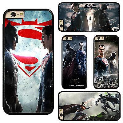 Batman vs. Superman Hard Phone Case Cover For iPhone / Samsung / Sony / LG