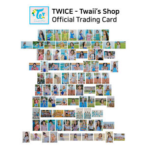 TWICE-POP-UP-STORE-Twaii-s-Shop-Official-Trading-Card-Photocard