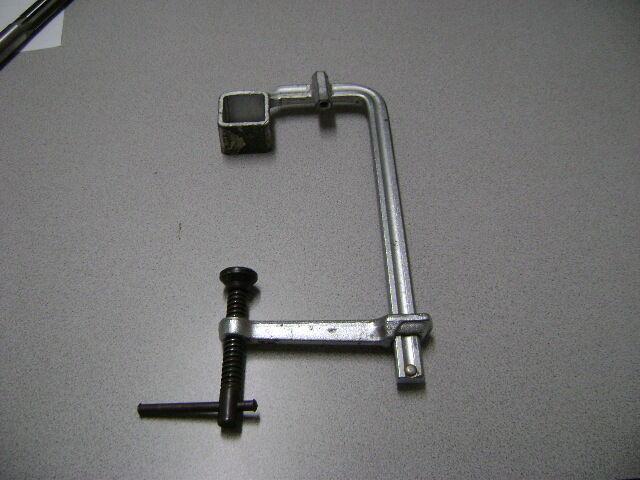 1305  Wilton Light Duty L- Clamp  Mod  6310 A